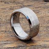 clatter irish bands beveled claddagh rings